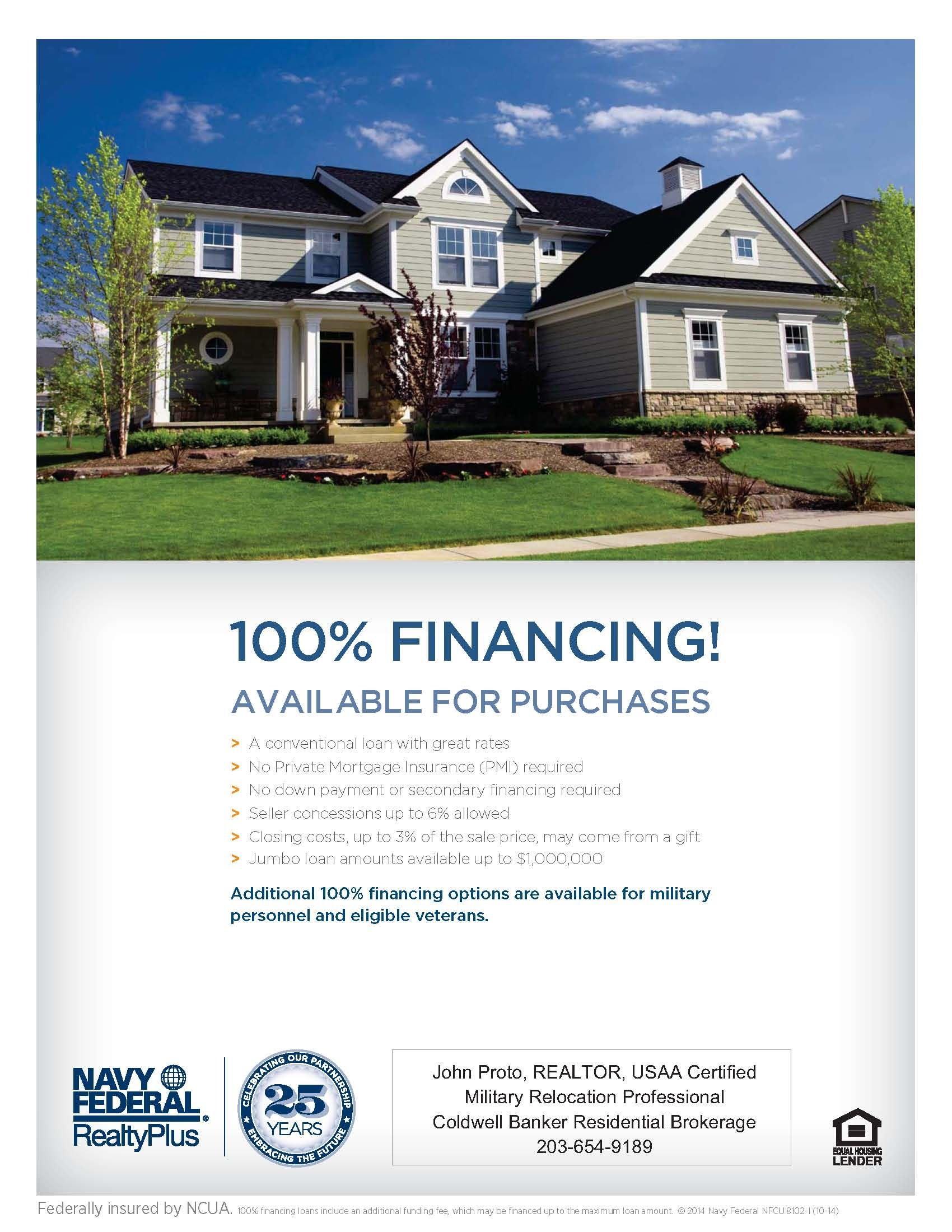 Proudly Serving Nfcu Members A Certified Realty Plus Agent