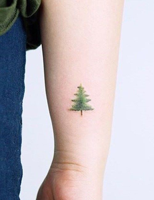 Best Small And Minimalist Tattoos That Are Absolutely ...