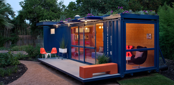 Studio Shipping Container Container House Plans Container House Shipping Container House Plans