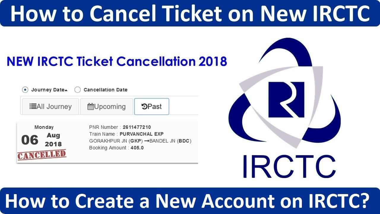 Everything You Need To Know About Irctc In 2020 Accounting