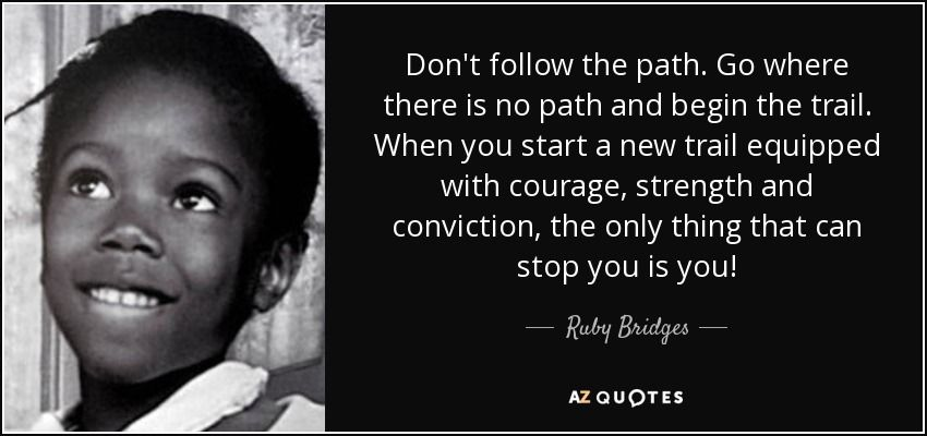 Community Quotes Enchanting Top 6 Quotesruby Bridges  Az Quotes  Favorite Quotations .