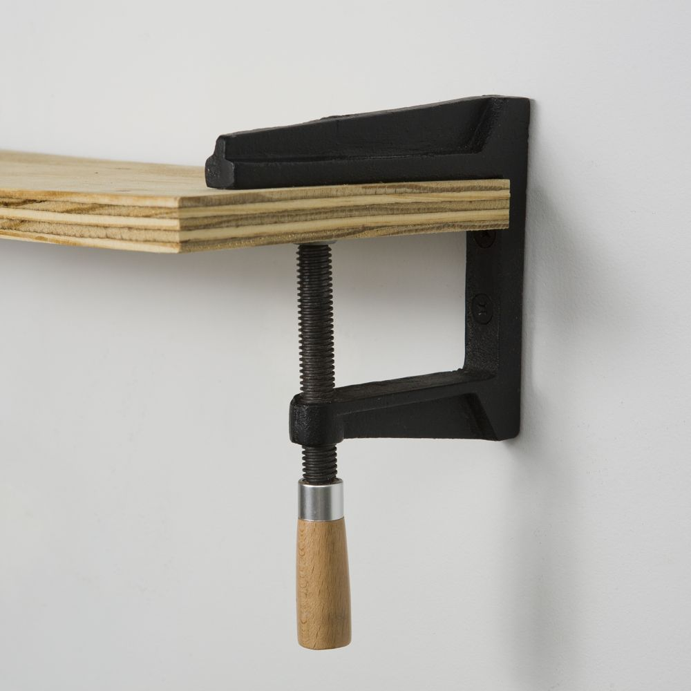 Wall Clamp Set by Brendan Ravenhill for Areaware