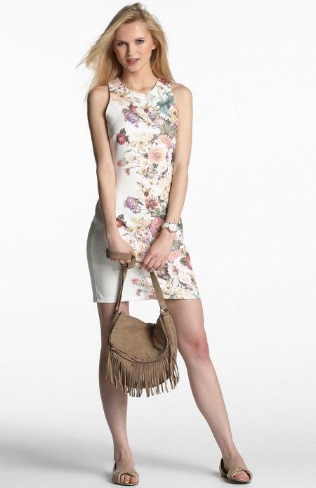 Imagenes de vestidos con estampados