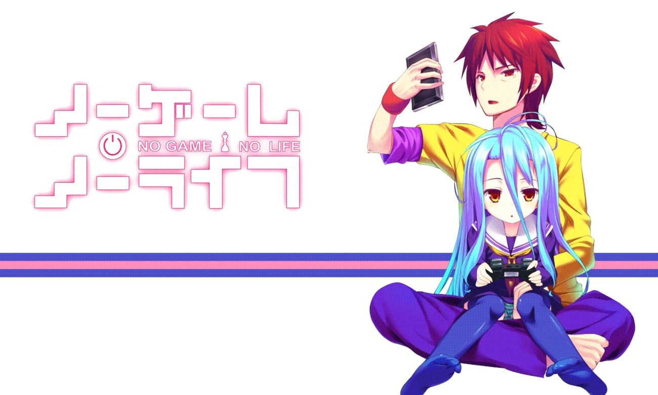 Download Vertical No Game No Life Wallpaper For Android High
