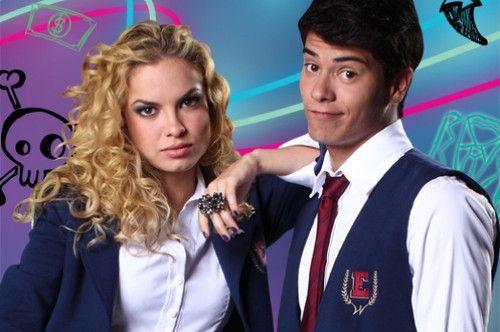 Diego e Roberta - Rebelde Brasil | melhores casais | Pinterest | 500 x 332 jpeg 57kB