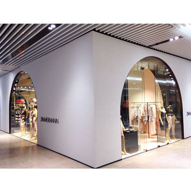 Zimmermann Z Feed Shopping Mall Design Mall Design Architecture