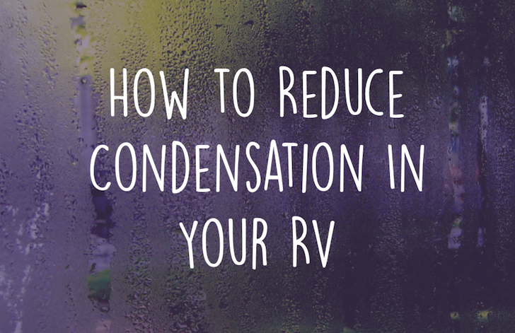 How To Reduce Condensation In Your RV Camping hacks, Rv