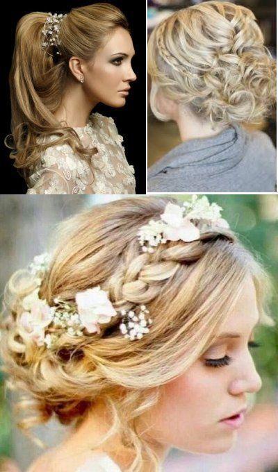 Photo of Die Hochzeitssaison ist geöffnet; Bist du ein Gast? Hier schöne lange Frisur ID …, Die Hochzeit …