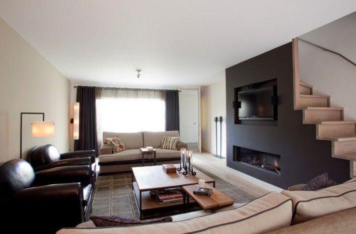 trap in woonkamer wegwerken - Google zoeken | Huis | Pinterest ...