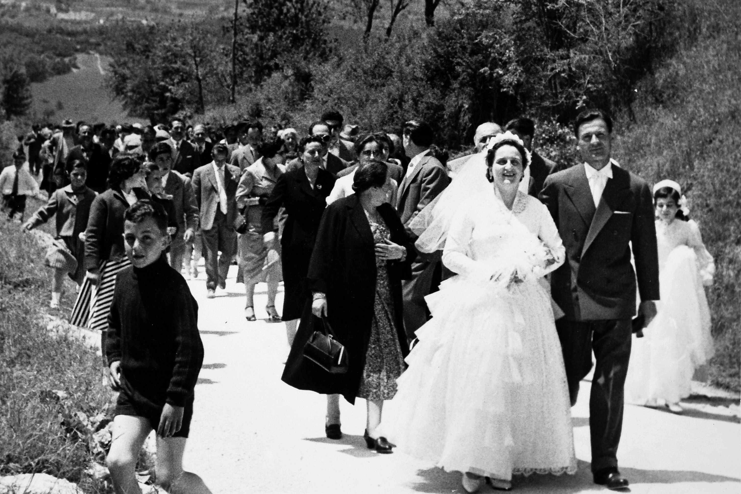 Matrimonio anni 50