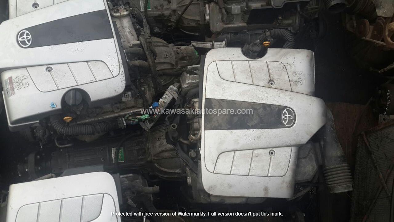 4.3 L engine used in Lexus LS 430 Lexus GS 430 Lexus SC 430/Toyota Soarer Toyota Crown Majesta  #usedengine #lexussc430 #japanesecar #lexusls430 #lexusgs430 #lexus #completeengine #toyota #autopart #carpart #usedparts #japaneseengine #spareparts #kawasaki #usedcar #carparts #usedgearbox #4299cc #vvti
