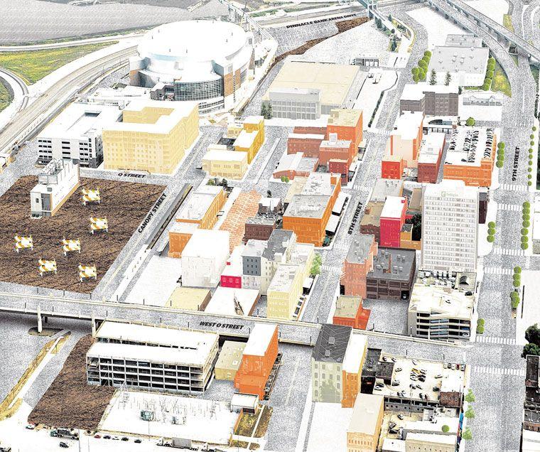 Interactive map Navigating the Haymarket Pinnacle Bank Arena