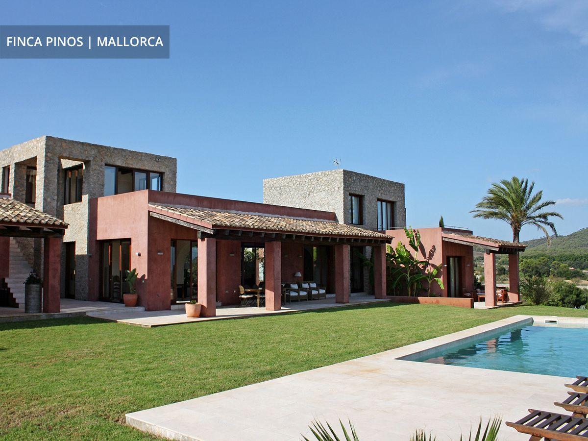 FINCA PINOS | MALLORCA Strand- & Landleben deluxe in dieser modernen ...
