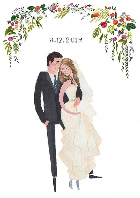 Jolly Edition ~ Illustrations for Weddings and Special ...