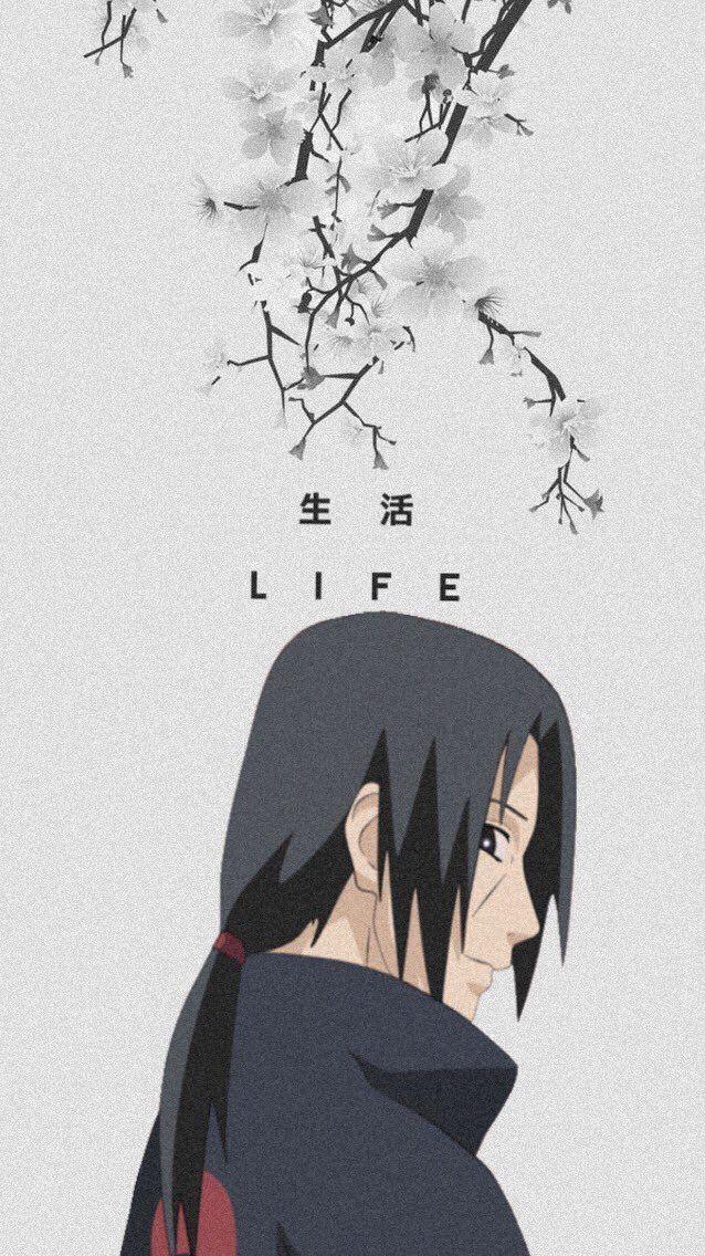 Your Smile Is So Beautiful Beautiful Itachi Uchiha Art Itachi Uchiha Wallpaper Naruto Shippuden