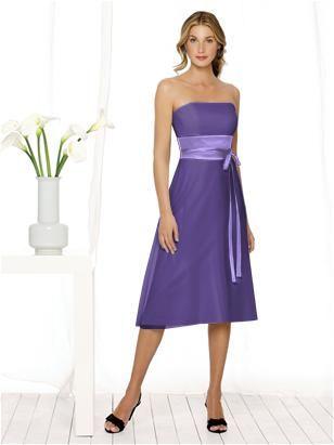 Trauzeugin kleid braun