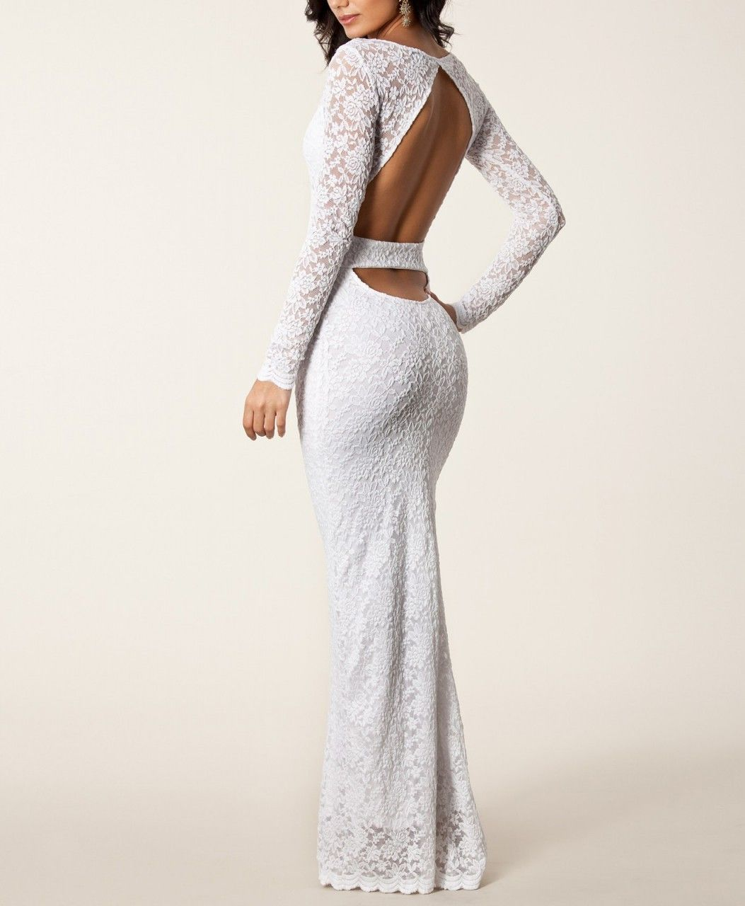 Italian Lace Couture Cut Out Maxi Dress   Maxi dresses, Couture and ...