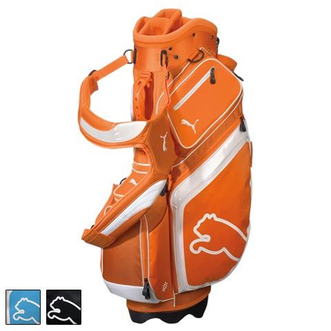 Puma Monoline Sport Stand Golf Bags Pmgo1010 Fairwaygolfusa Clearance
