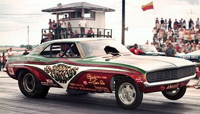 From Waco Texas Came Bobby Steakley And The Steakley Chevrolet Sponsored Stinger Camaro In 1970 Car Humor Drag Cars Drag Racing