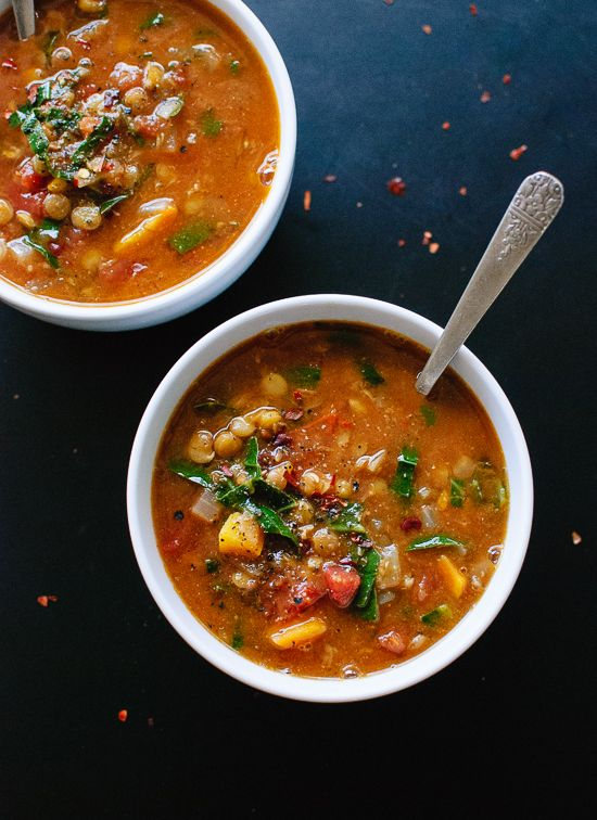 Best Lentil Soup Recipe Cookie And Kate Recipe Vegan Lentil Soup Recipes Best Lentil Soup Recipe Homemade Lentil Soup