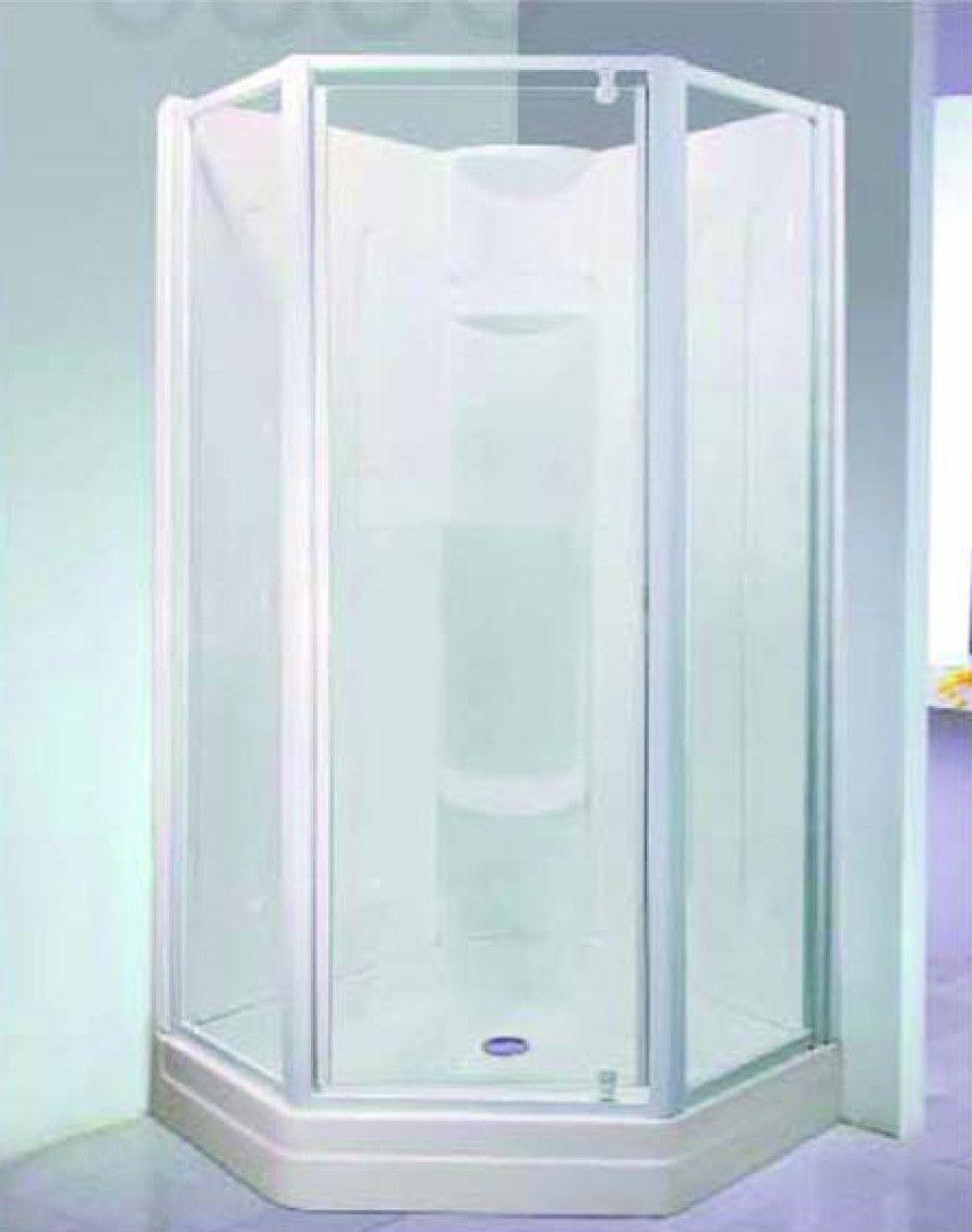 Builder Contractor Neo Angle Shower Door   Neo angle shower doors ...