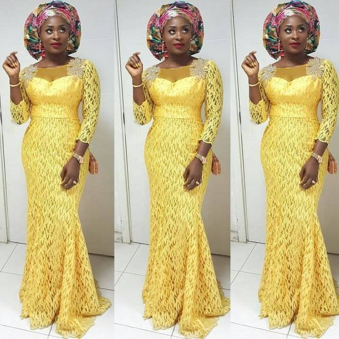 LATEST NIGERIAN ASO EBI STYLES TO ROCK THIS WEEKEND | african ...