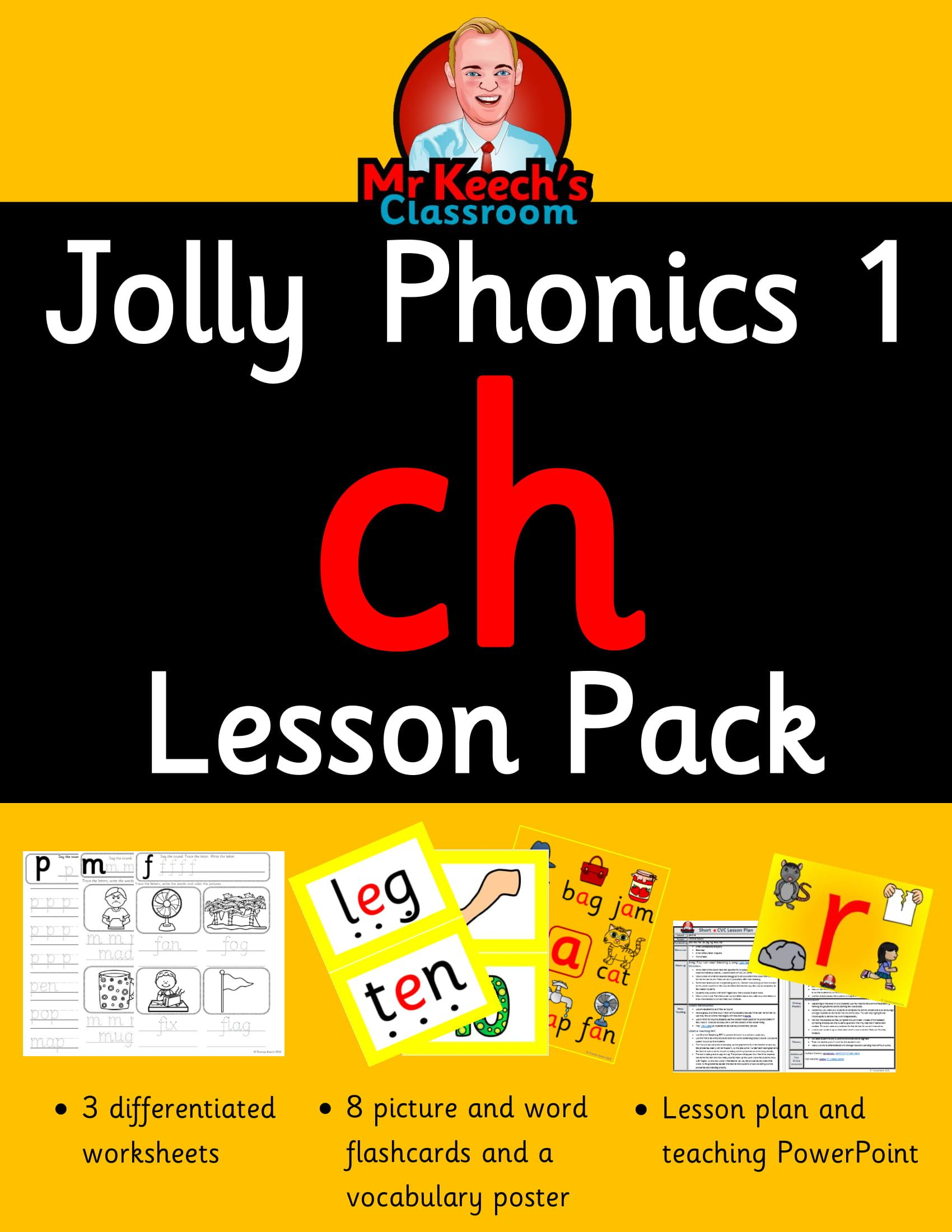 This Ch Lesson Pack Contains Everything You Need To Teach