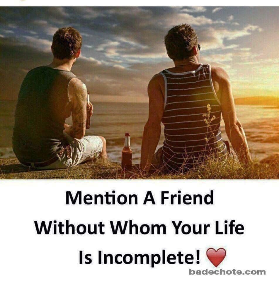Tag Those People Bff Friends Bestfriends Life Incomplete Badechote Badechoteofficial Like Bol Bff Quotes Funny Friends Quotes Funny Fun Quotes Funny
