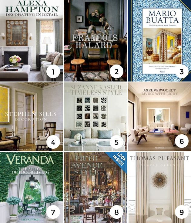 10 Hot Upcoming Interior Design Books You Need To Put On Your Wish List