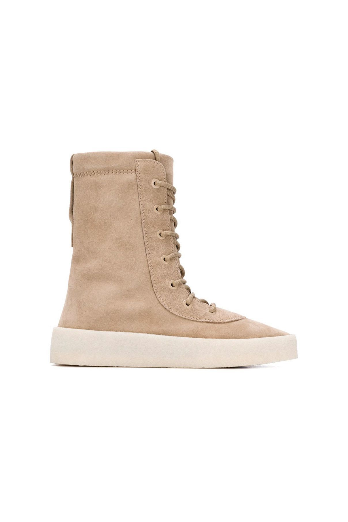 competitive price e332a c1c10 Yeezy / 02 shoe / 05 boot / 02 tall} Crepe Boot | Yeezy ...