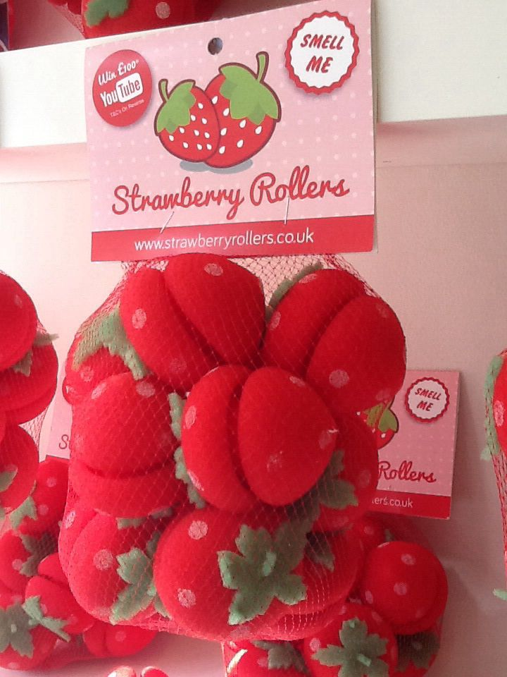 are strawberries good for your hair