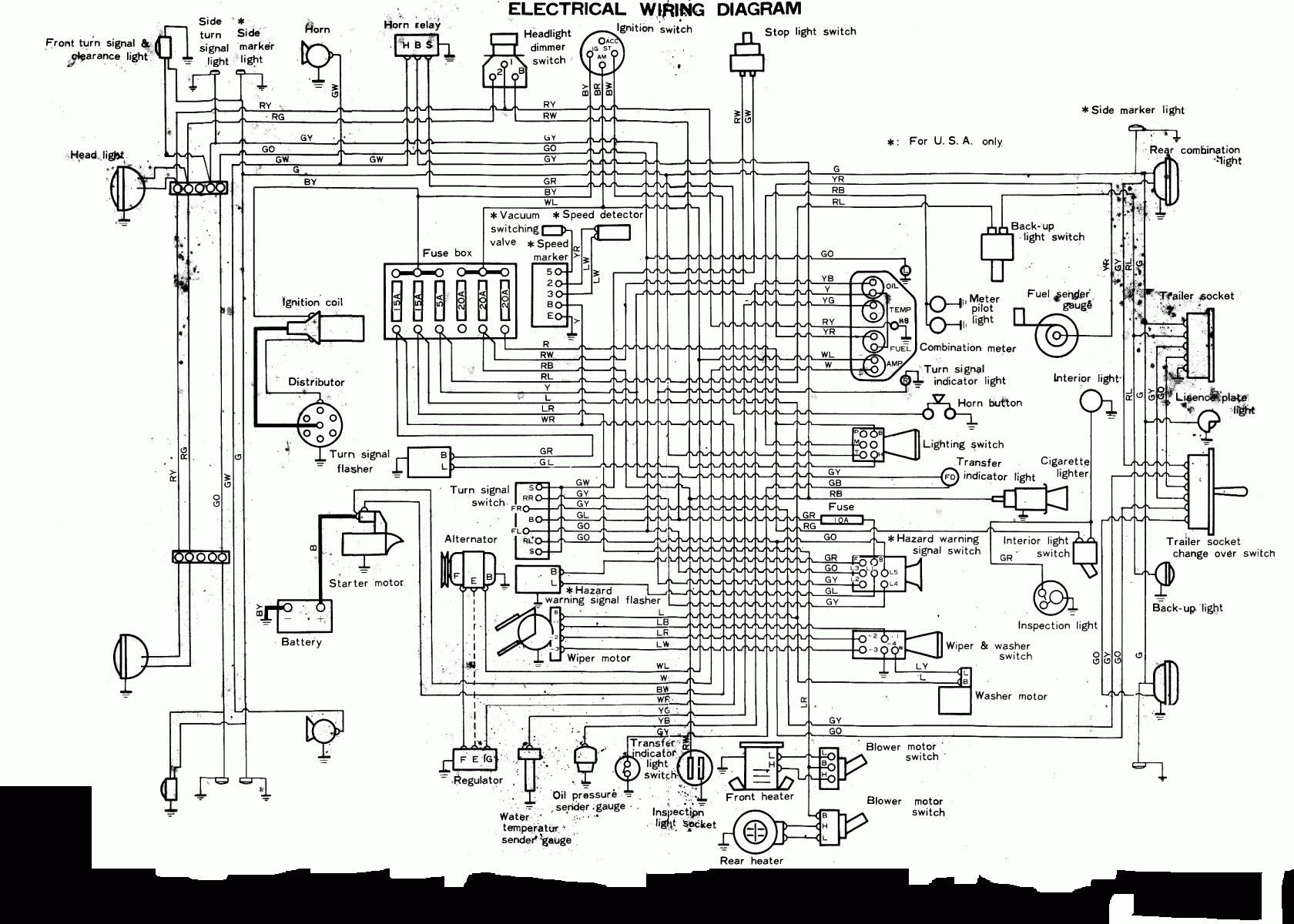 Toyota 86120 Pdf In 2020 Electrical Wiring Diagram Electrical Diagram Electrical Wiring