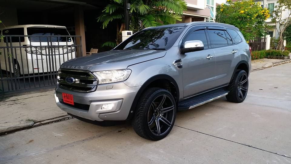 Ford Everest Toyota Cars