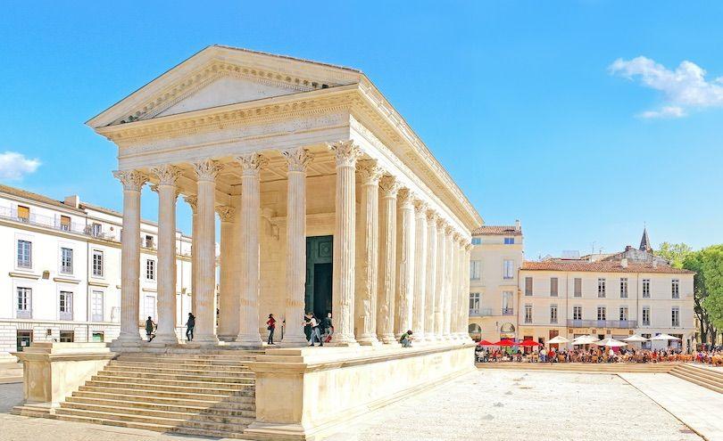 Languedoc Roussillon monuments