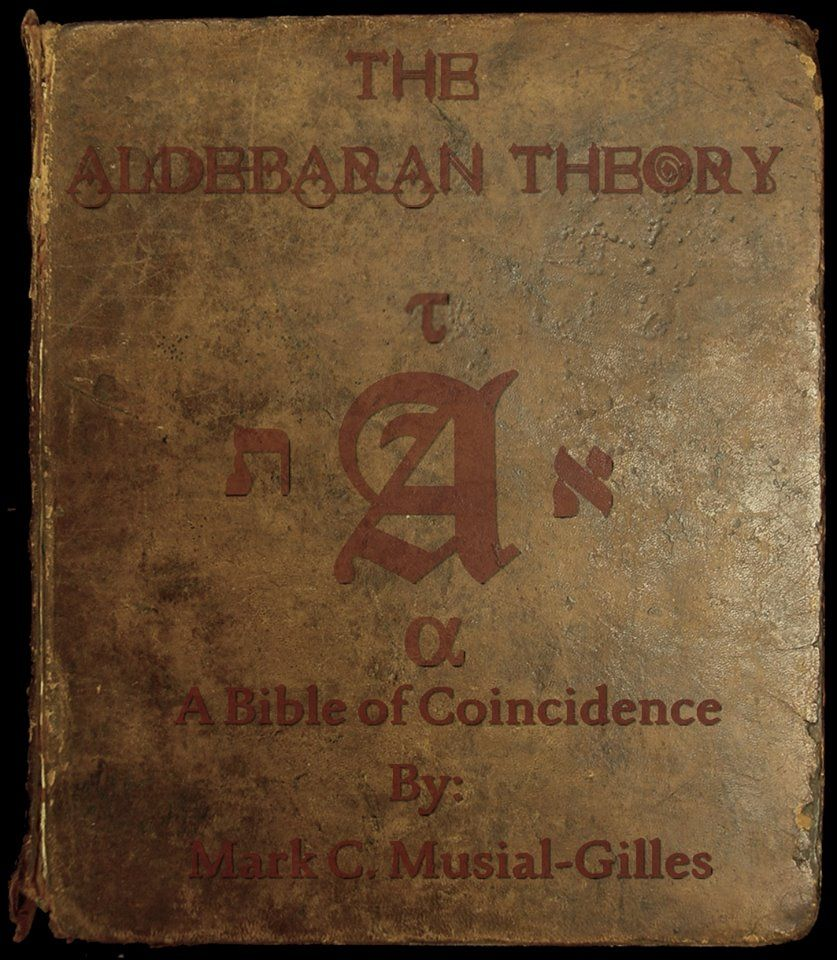 The Aldebaran Theory ~ A Bible of Coincidence | Khabs am