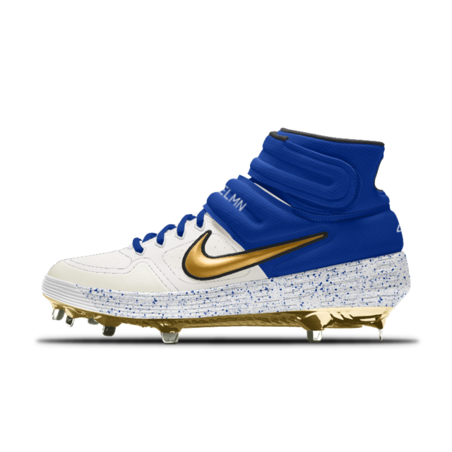 lebron soldier baseball cleats