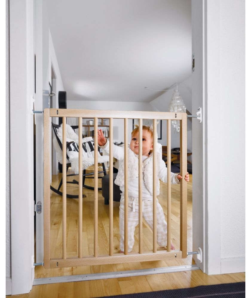 Buy BabyDan No Trip Wooden Safety Gate at Argos.co.uk