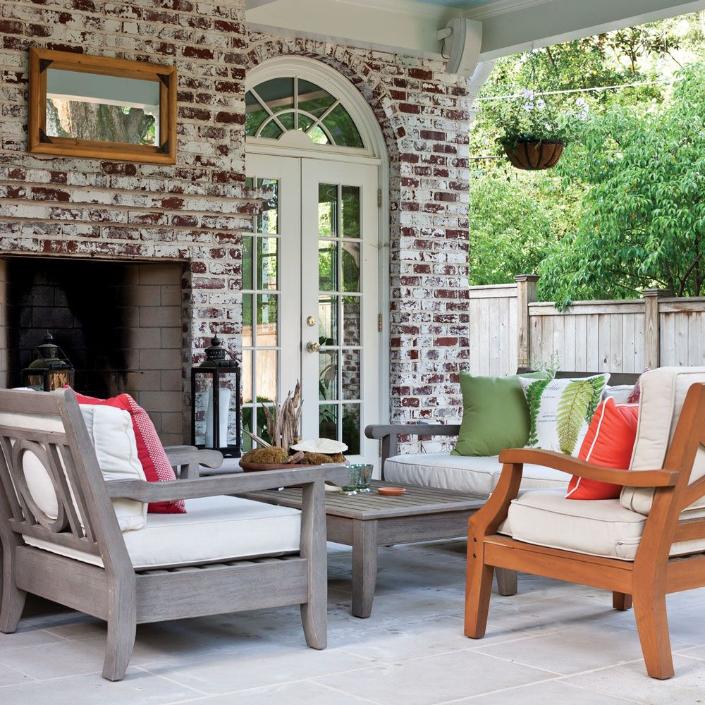 Southern Lady Southern Home Autumn 2015 | Outdoor living ... on Southern Outdoor Living id=88777
