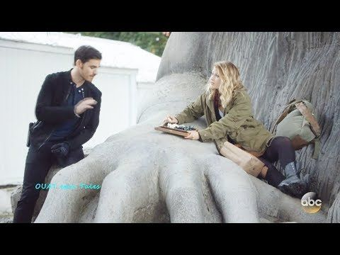 Once Upon A Time 7x08 Hook Gives Tilly Chess Set Jacinda Finds