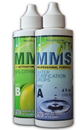 Amazon com: M M S  Water Purification Drops: Health & Personal Care