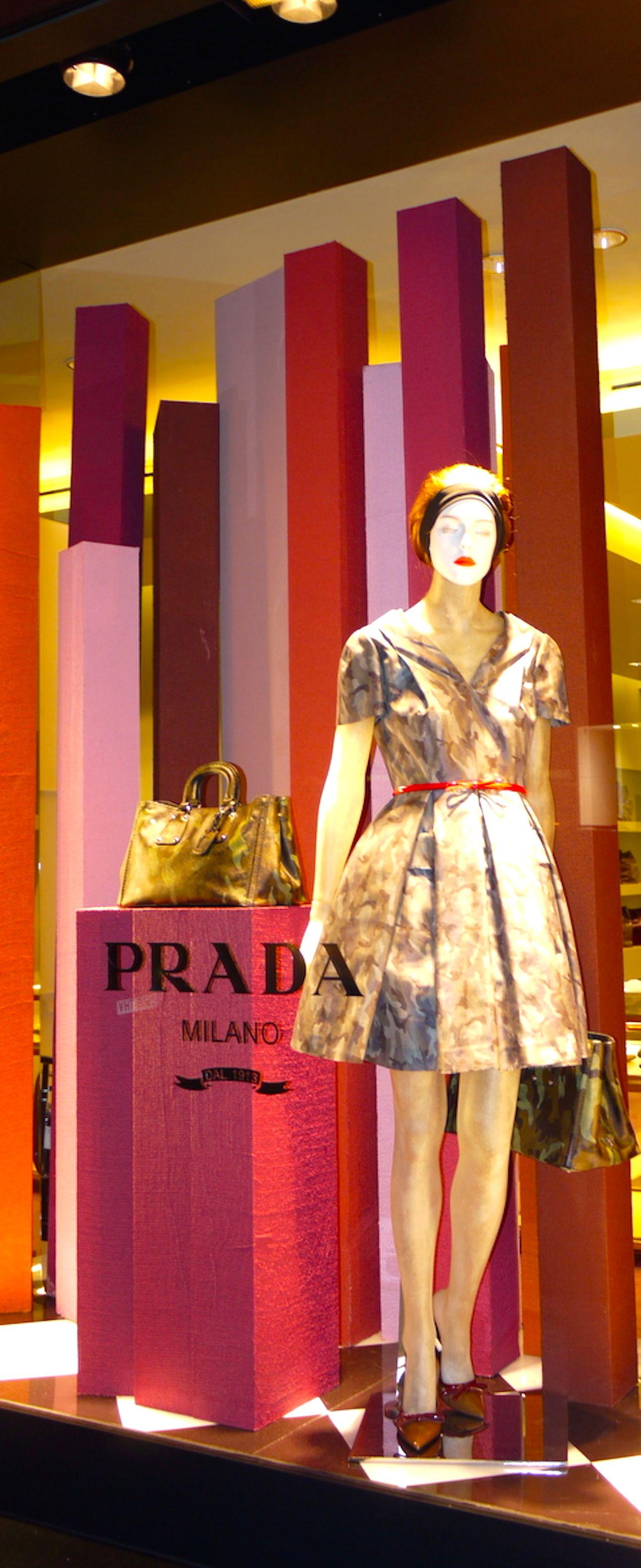~Prada Window | House of Beccaria#
