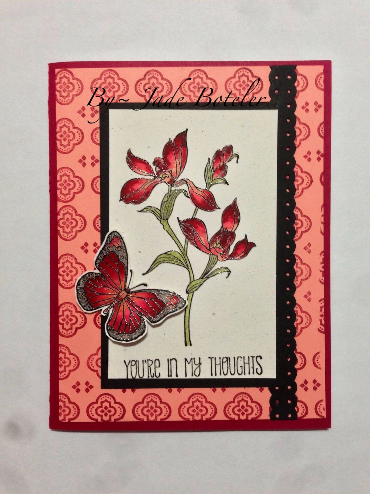 by jade backyard basics thoughts of you  cards handmade