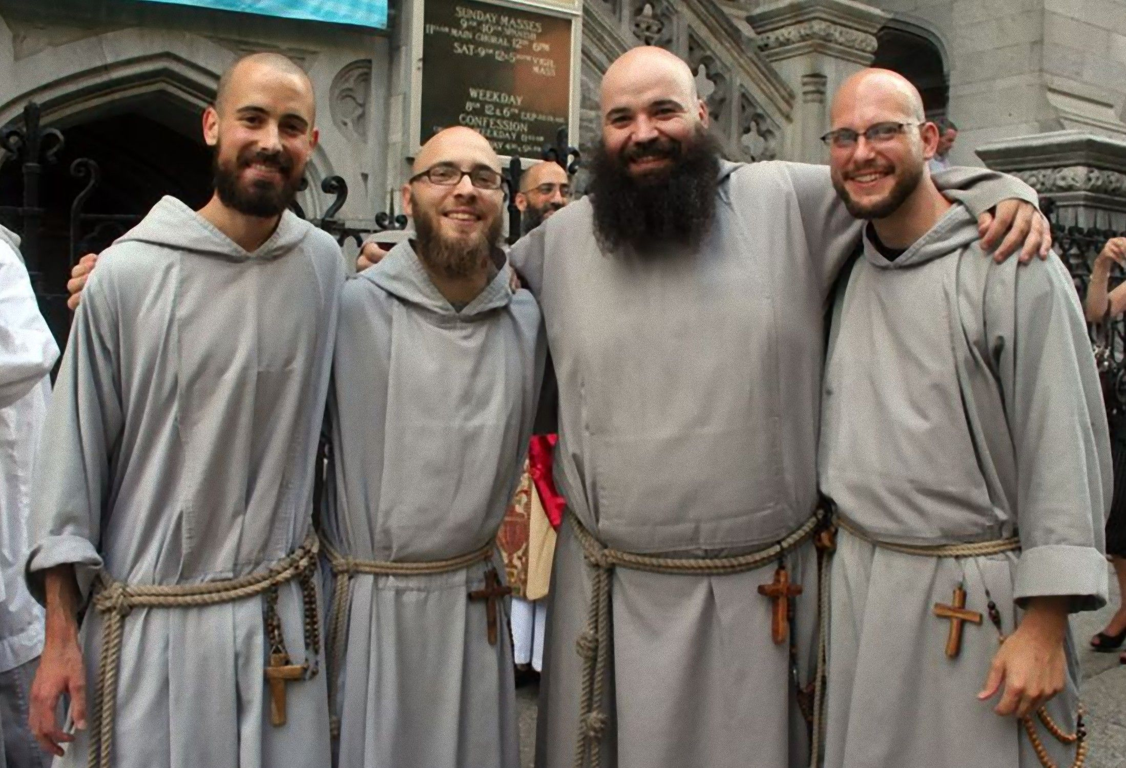 Franciscan Friars Of The Renewal Christian Monks Nuns