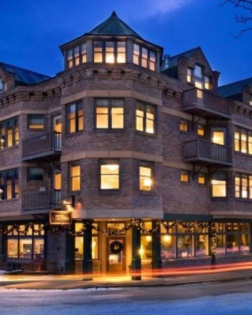 Hotel Columbia - Telluride, Colorado #Jetsetter