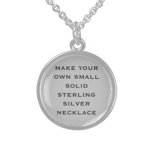 Make your own necklace want pinterest pendants create and fashion make your own necklace aloadofball Gallery