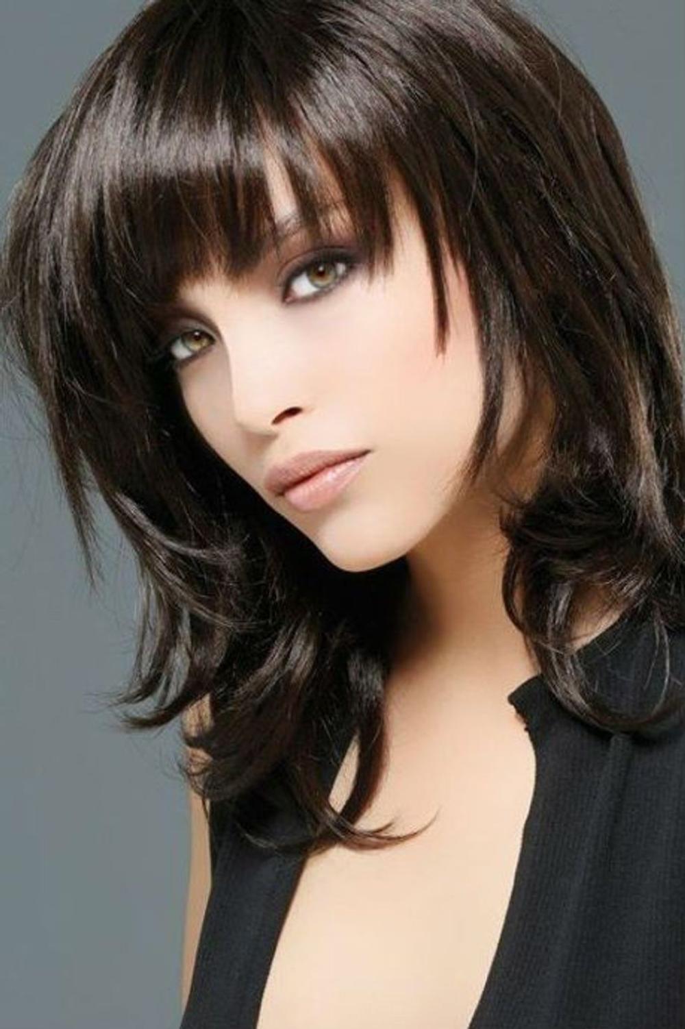 итальянка на длинные волосы фото