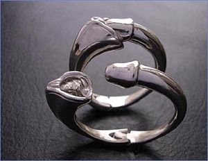 Самые необычные кольца