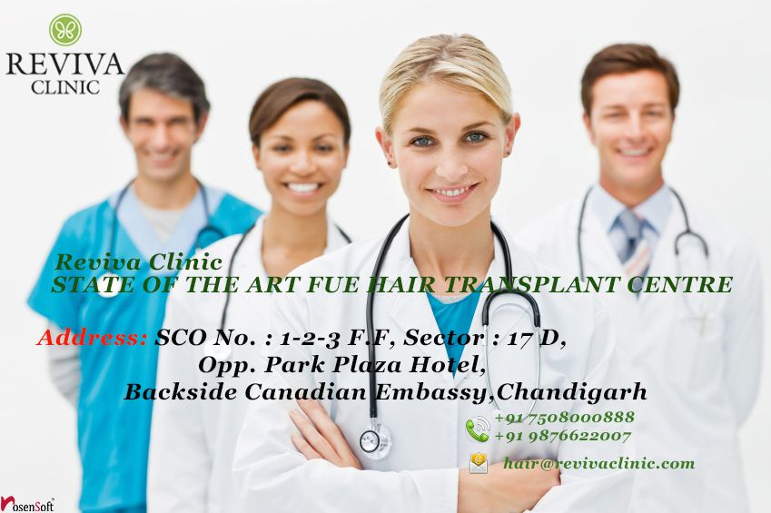For Latest and best quality hair transplant in India at