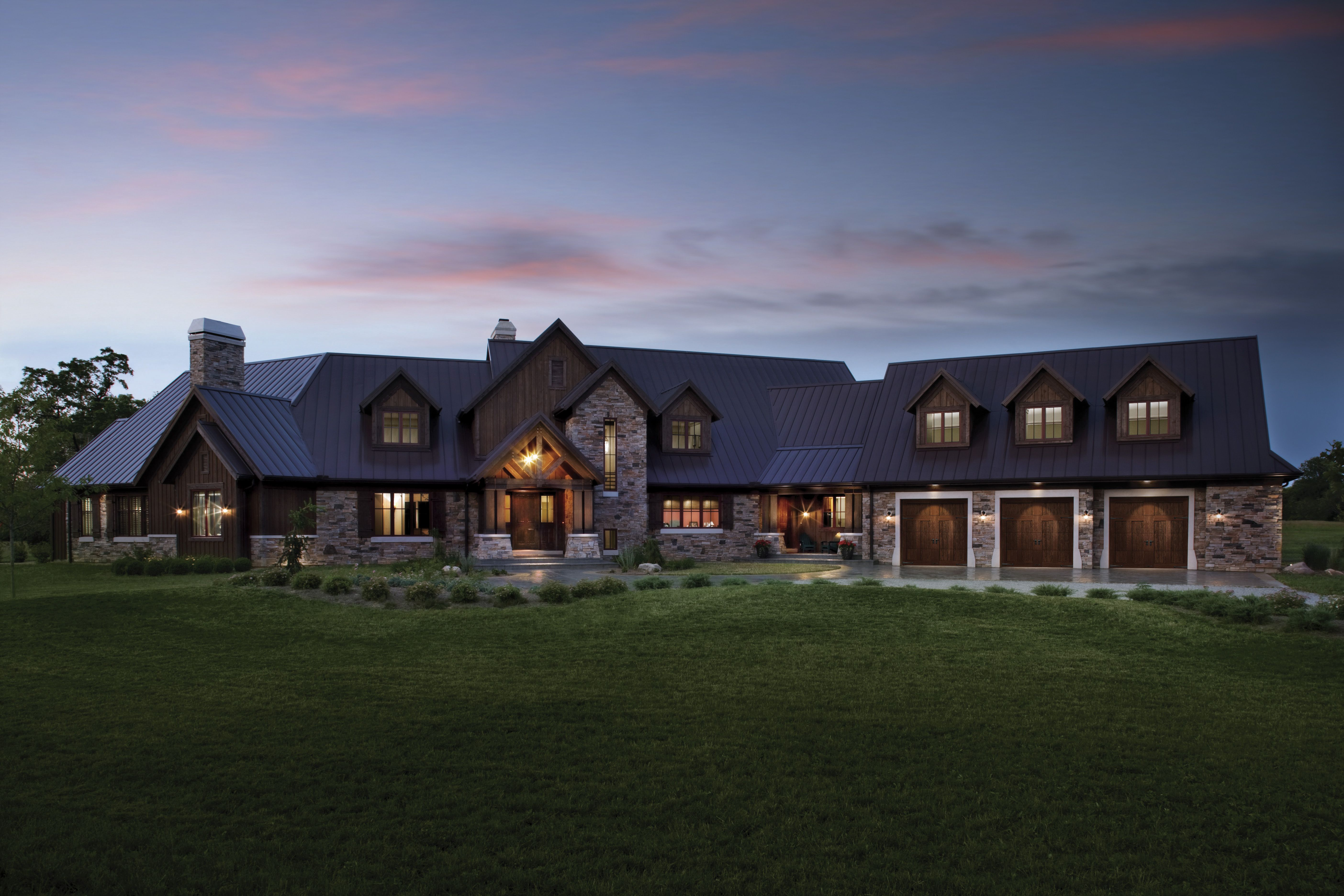 Canyon Ridge Limited Edition | Carriage house garage doors ...
