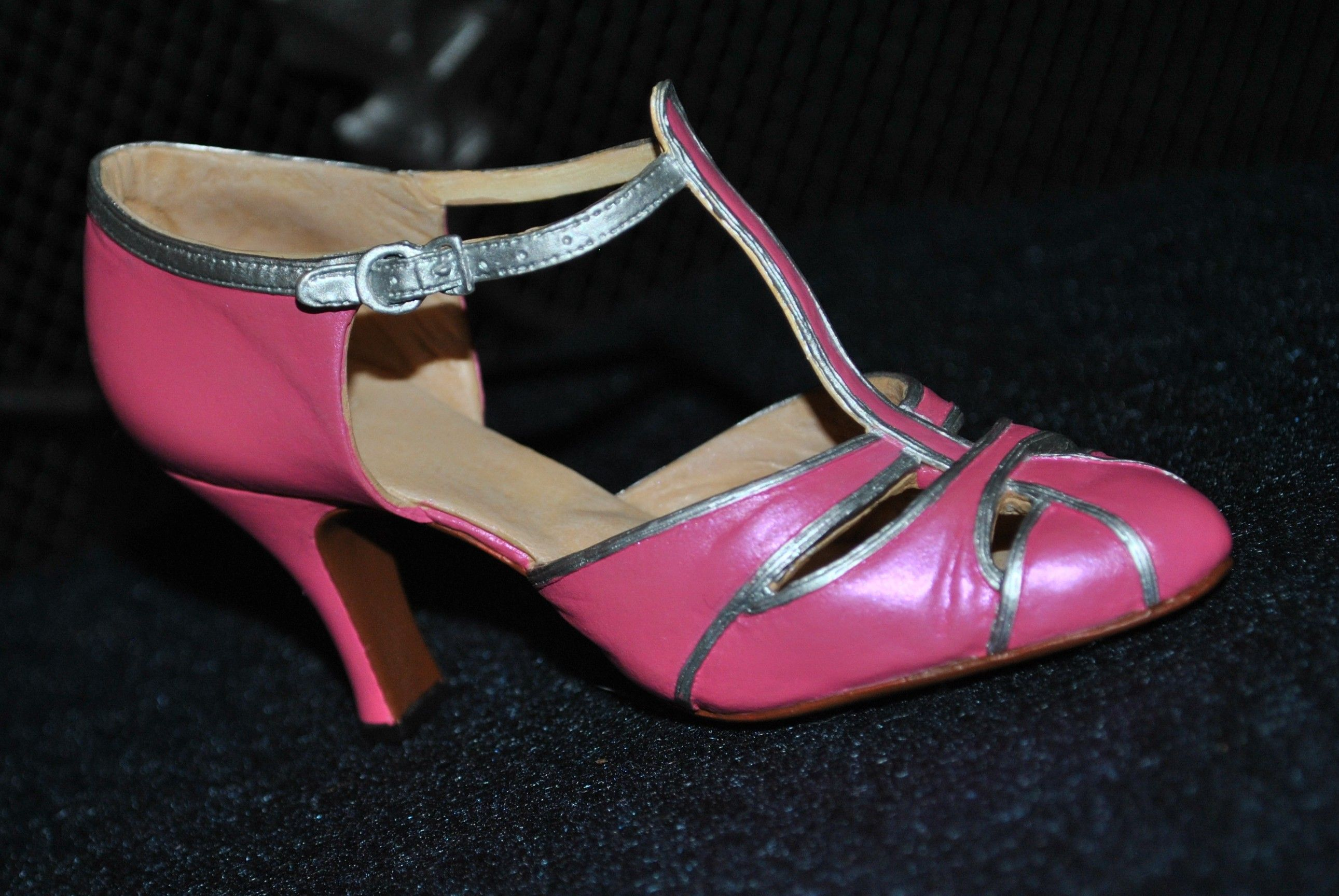 Just the right shoe caroline peter evening shoe zapatos